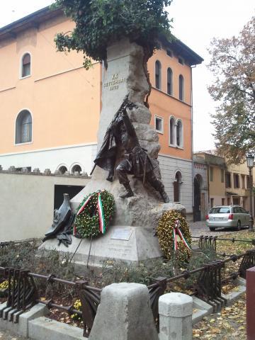 Monumento al Bersagliere