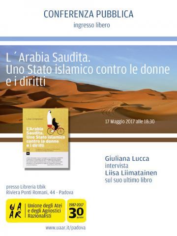 L'Arabia Saudita. Uno stato islamico contro le donne e i diritti
