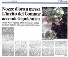 Mattino di Padova del 23 -10 - 2014